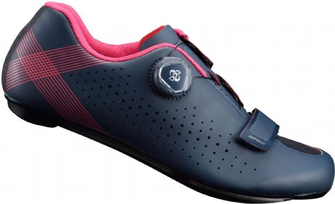 Shimano RP5W (RP501W) SPD-SL Road Shoes Womans Navy